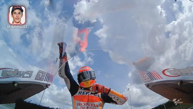 GP Maleisië: Onboard! De belangrijkste momenten van de race...