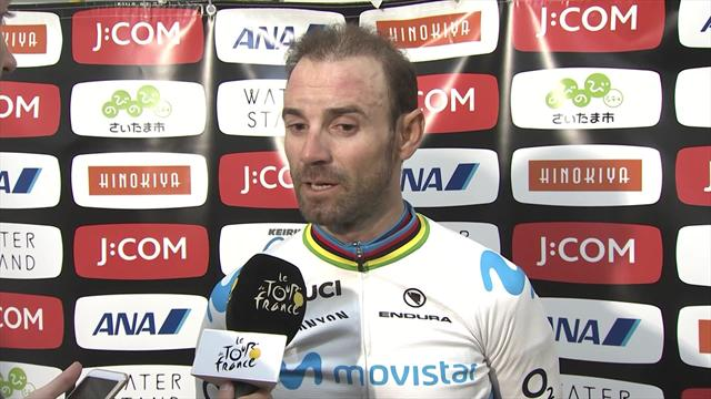 Valverde: Riding here for the public is what this race is all about