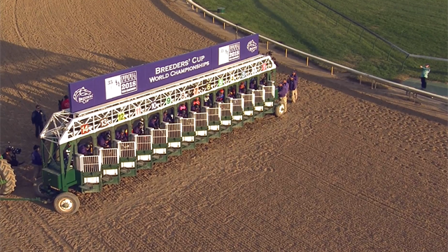Longines Race of the Week: Breeders' Cup Classic lives up to its name with thrilling finale