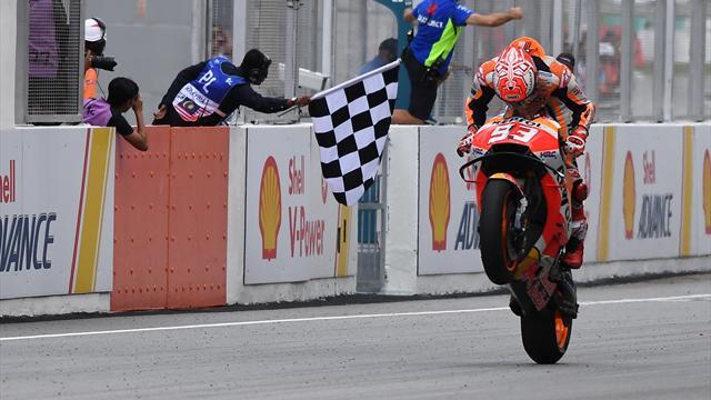 On refait le Grand Prix : Marquez orgueilleux, Rossi malheureux