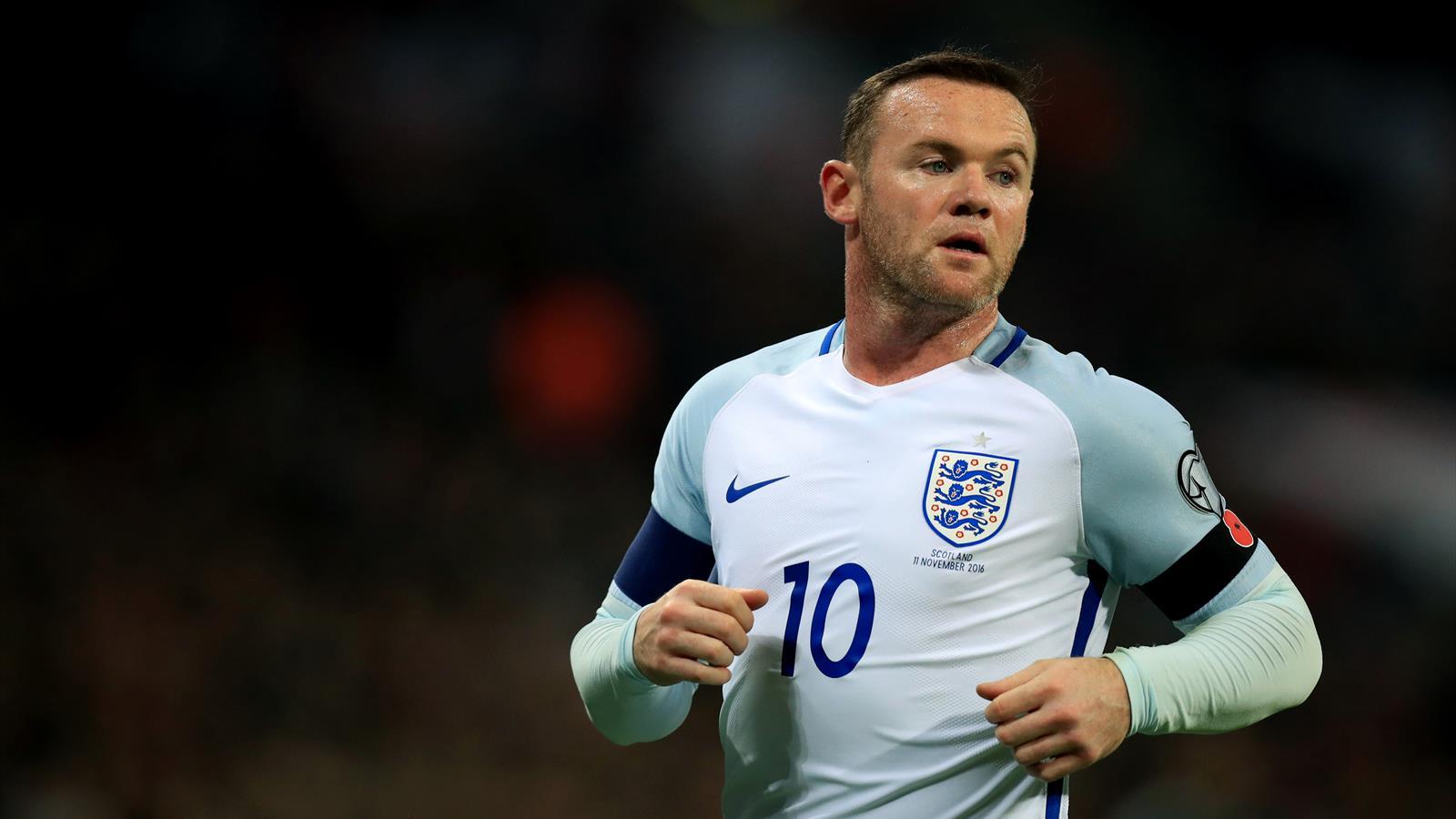 Wayne Rooney to make farewell England appearance against US - Football - Eurosport Australia