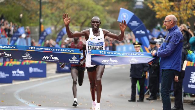 Face à la chaleur, le marathon débutera à 6h du matin