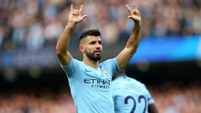 'The King' - Aguero reaches 150 Premier League goals