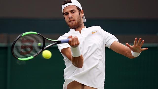 Karen Khachanov stuns Novak Djokovic to win Paris Masters