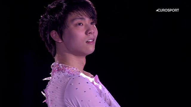 Hanyu mit herausragender Performance