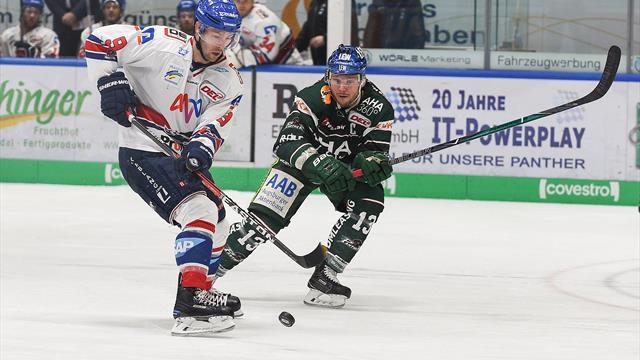 DEL-Spitzenreiter Mannheim und Meister München siegen erneut