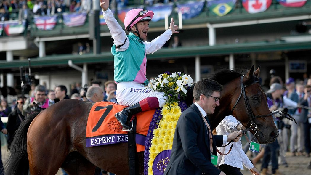 74fb750b0fe Enable earns place in history with Breeders' Cup Turf success at ...