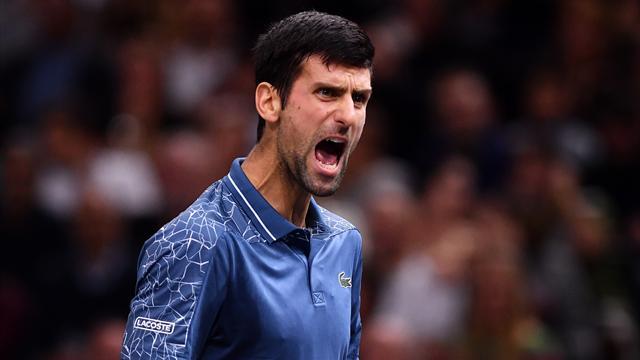Race 2018 : Djokovic prend les commandes à Nadal, le plateau du Masters est complet