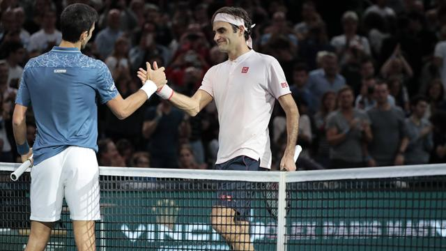 Tennis: al via le Finals, Djokovic favorito