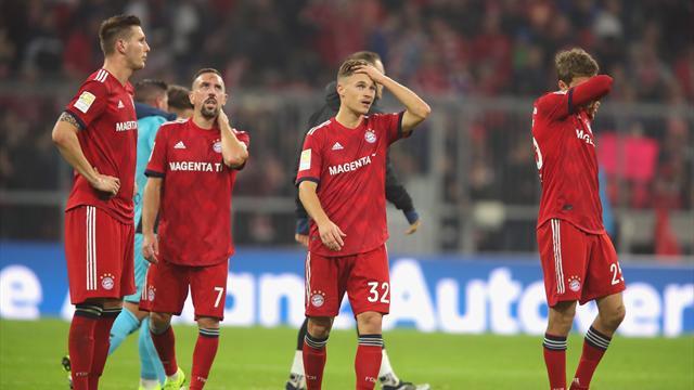 Super, Liga! Bayern ist nicht größer als die Bundesliga