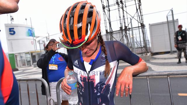 Deignan aims for Olympics to erase 'horrendous' Rio memories