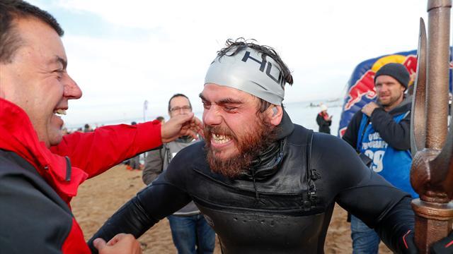 Extrem-Schwimmer umrundet Großbritannien