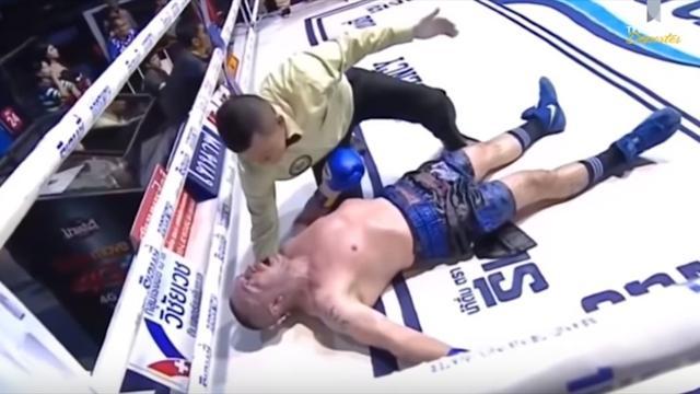 49-летний итальянский боксер умер после первого нокаута в карьере
