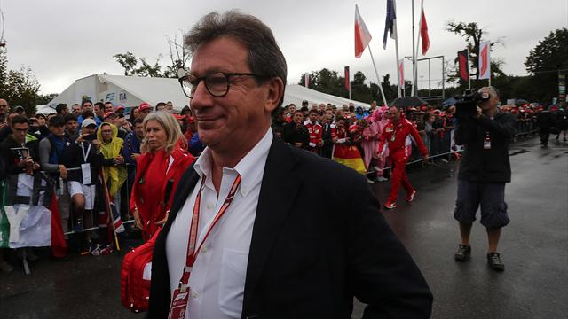 """Camilleri: """"Questa è la migliore stagione della Ferrari dal 2008. Ora il Mondiale costruttori"""""""