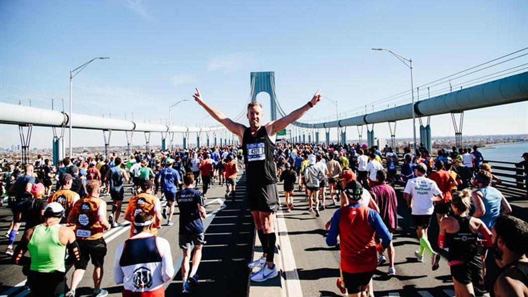Resultado de imagen para Maratón de Nueva York bate récord mundial con 52.812 finalistas