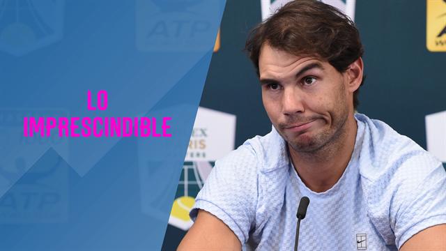 Nadal, Carvajal, Messi, Djokovic, las ATP Finals y el Espanyol, lo imprescindible del día