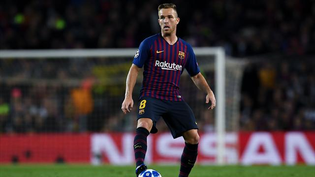 Barca lose Arthur to injury, Messi a doubt for Athletic trip