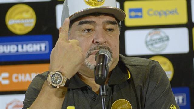 El detalle más solidario de Maradona: Cena benéfica para sus vecinos en Sinaloa