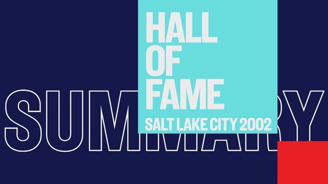 Hall of Fame: Salt Lake City! Herbeleef de Olympische Spelen van 2002...