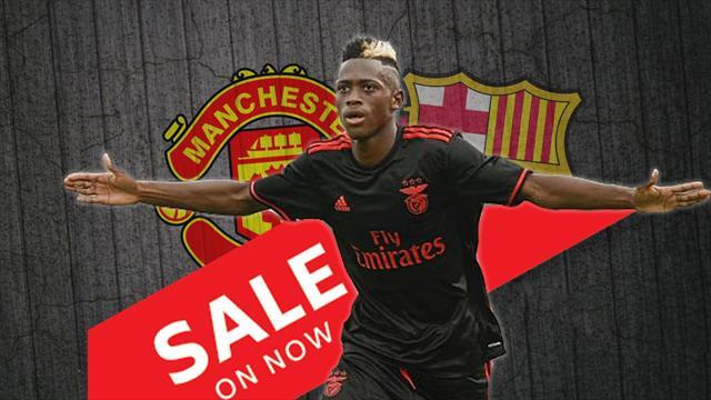 Transfer Focus: United v Barcelona for 15-year-old Ronaldo