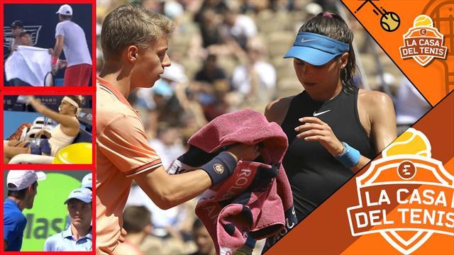 Reportaje Eurosport - Los recogepelotas: La polémica que afecta al eslabón más débil del tenis