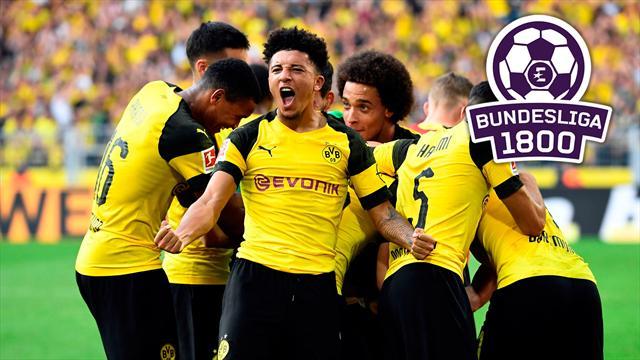 "Bundesliga 1800 #44 | ""Yellow is the new black!"" So überzeugt der BVB in Serie"