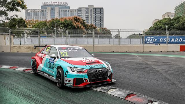 Street track form boosts Shedden in WTCR
