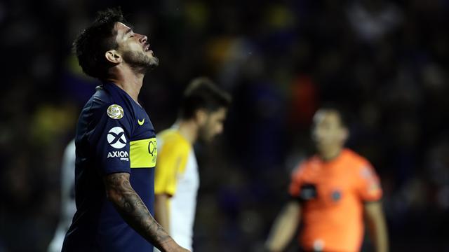 As final nears, Boca captain admits: 'I'm not enjoying this'