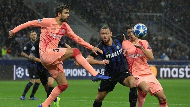 Icardi a frappé mais le Barça a déjà son ticket