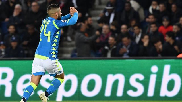 Le pagelle di Napoli-PSG 1-1: Koulibaly perfetto, Insigne guida la riscossa
