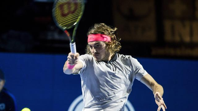 Tsitsipas opens 2018 Next Gen ATP finals campaign with win
