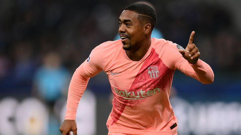 Malcolm Inter - Barcelona