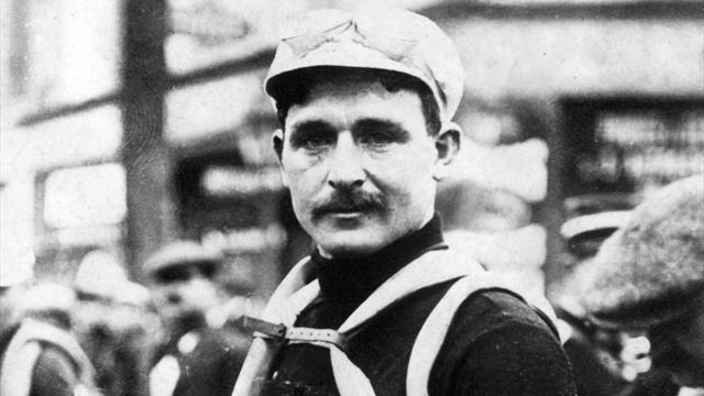 Le soldat inconnu a peut-être fait le Tour de France