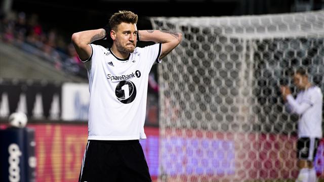 Revansjelysten Bendtner: – Føler vi kunne gjort litt mer