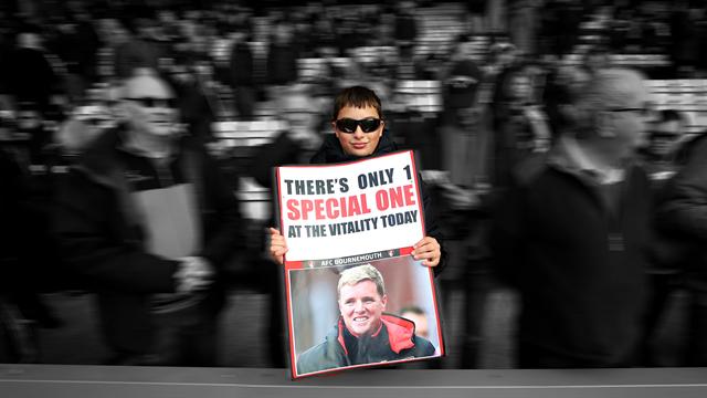 Kan Eddie Howe blive et realistisk bud på fremtidens United?
