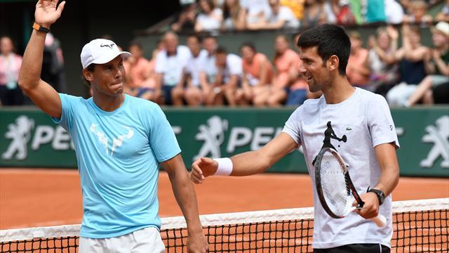Tennis-Showkampf zwischen Nadal und Djokovic in Saudi-Arabien abgesagt