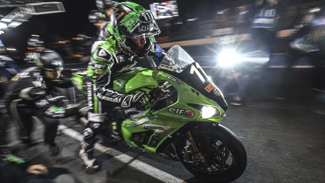 A new ZX-10RR for Team SRC Kawasaki France