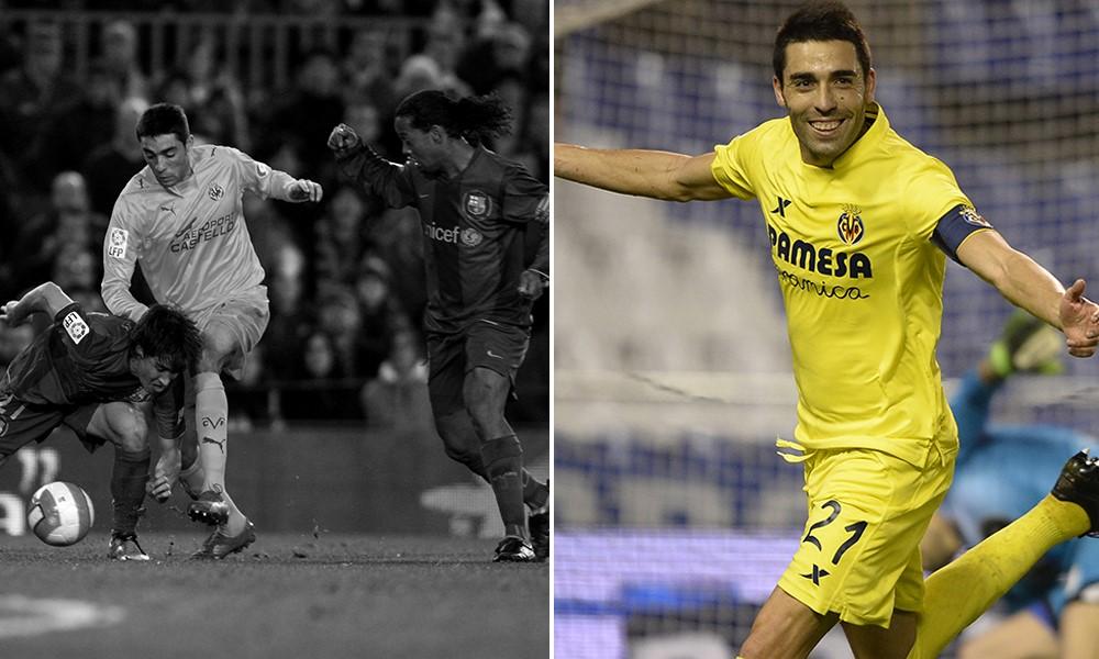 Bruno Soriano då och nu.
