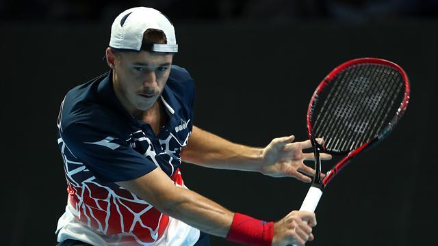 Next Gen ATP Finals: Liam Caruana dà spettacolo a Milano ma s'arrende a Fritz