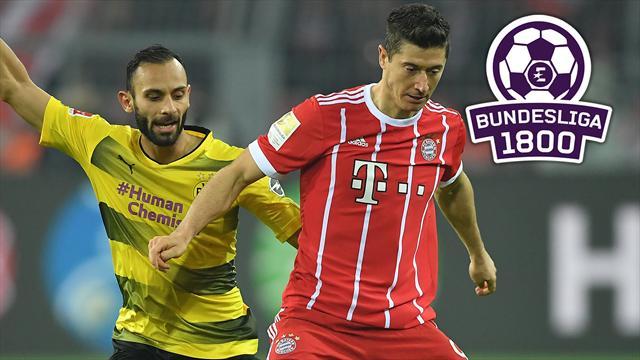 Bundesliga 1800 #45 | Deshalb packt Bayern den BVB
