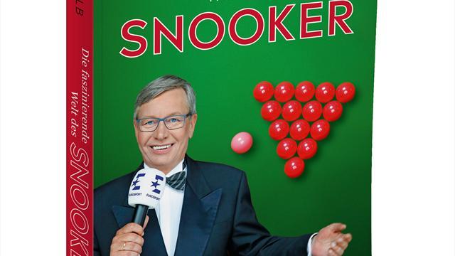 """Buch-Tipp: """"Die faszinierende Welt des Snooker"""" von Rolf Kalb"""