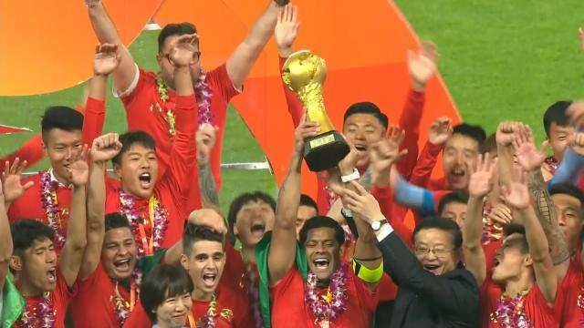 Çin liginde şampiyon Şanghay SIPG