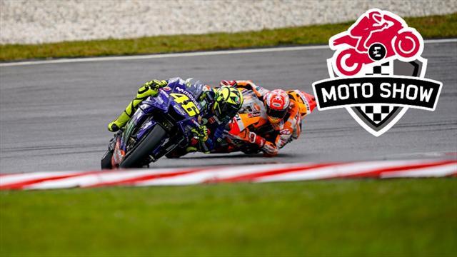 """""""Rossi a montré qu'il est encore au niveau et c'est le plus important"""""""