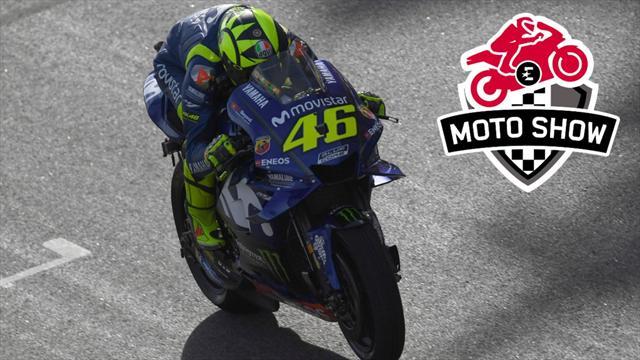 Rossi a-t-il tout perdu ? On en a parlé dans Moto Show à 17h