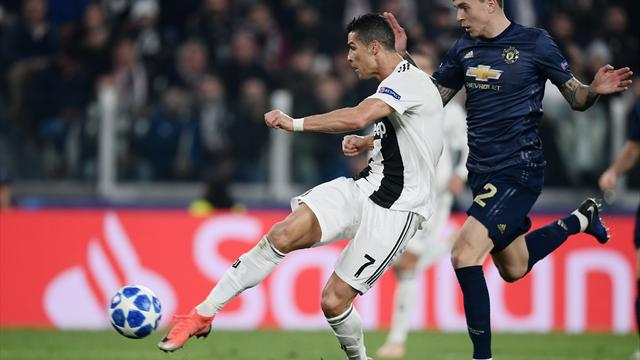 'Woof! What a goal!' - Watch Ronaldo score a sensational volley against Man Utd