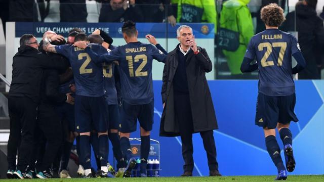 """United gewinnt bei Juve trotz Ronaldo-Traumtor: """"Unglaublichefünf Minuten"""""""