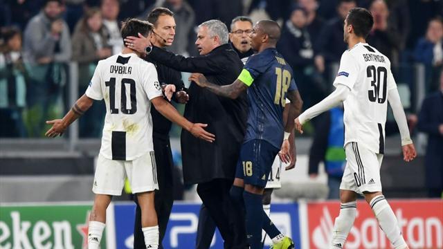 Nach Last-Minute-Erfolg: Mourinho legt sich mit Juventus an