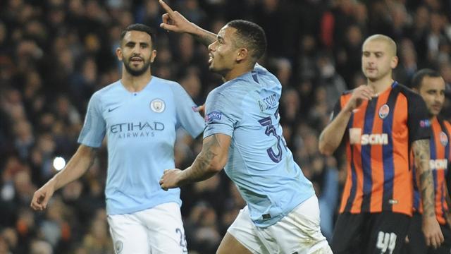 Målfest da Manchester City vant stort