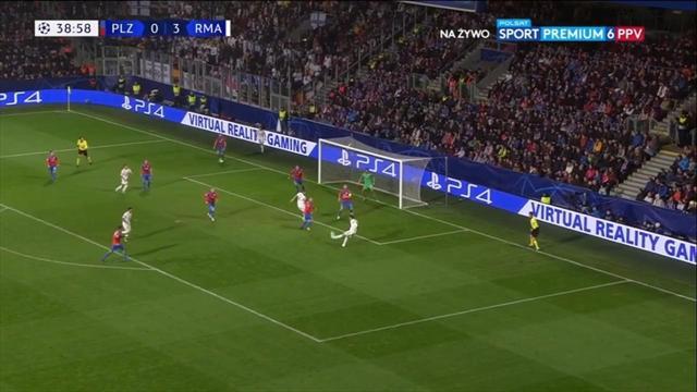 Мерзость Рамоса и 5 голов «Реала», измельчившие «Викторию» на тысячу пльзеней