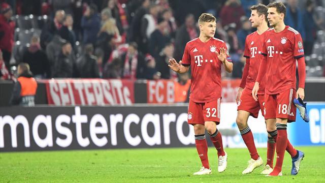 Neue Töne aus München: Bayern pflegt das Außenseiter-Image
